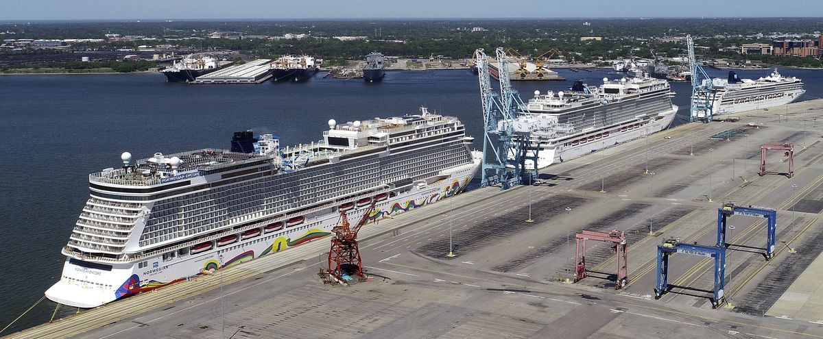 Norwegian Cruise Line wants to restart voyages in July, would require COVID-19 vaccine 1