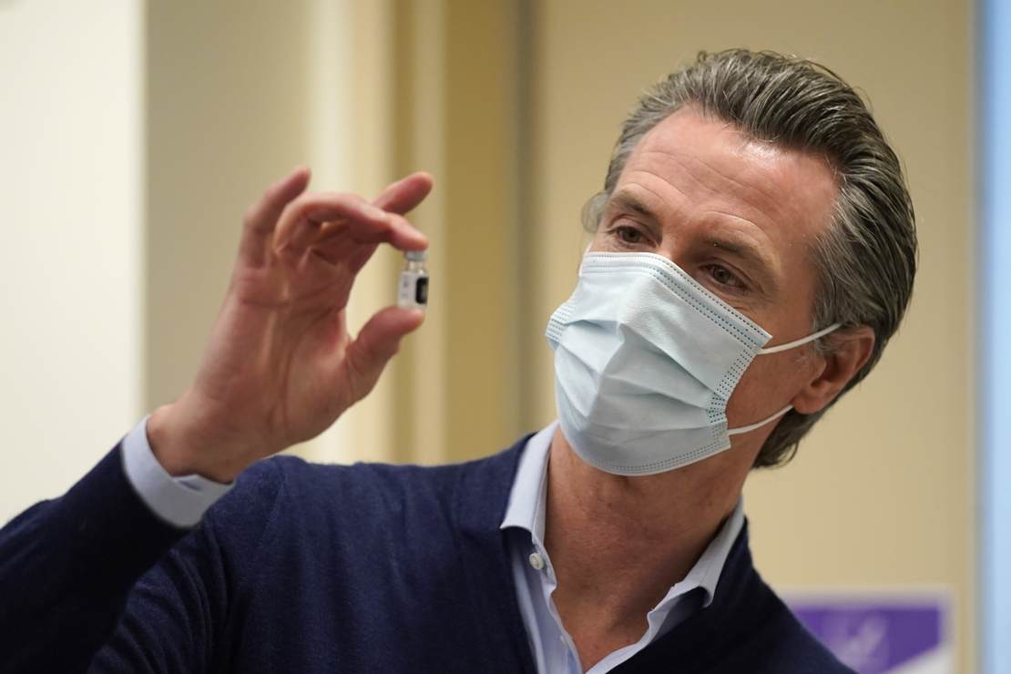 California Governor Gavin Newsom Announces That Someday His State Will Re-Open. Maybe. Until Then, the Catastrophe Continues 1