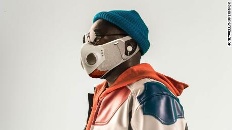 Rapper will.i.am is selling a smart mask for $299 1