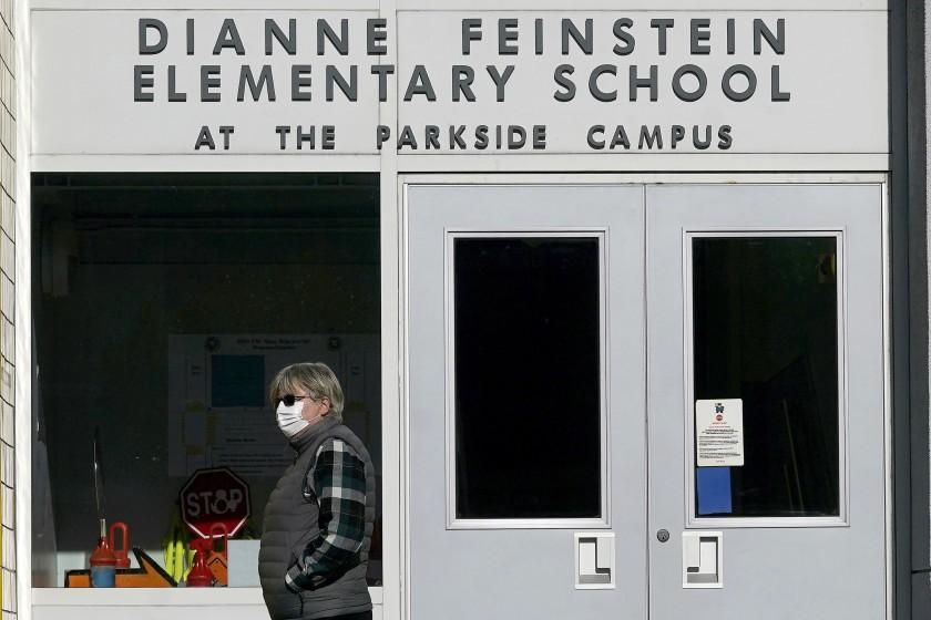San Francisco board halts renaming of public schools after months of furor and debate 1