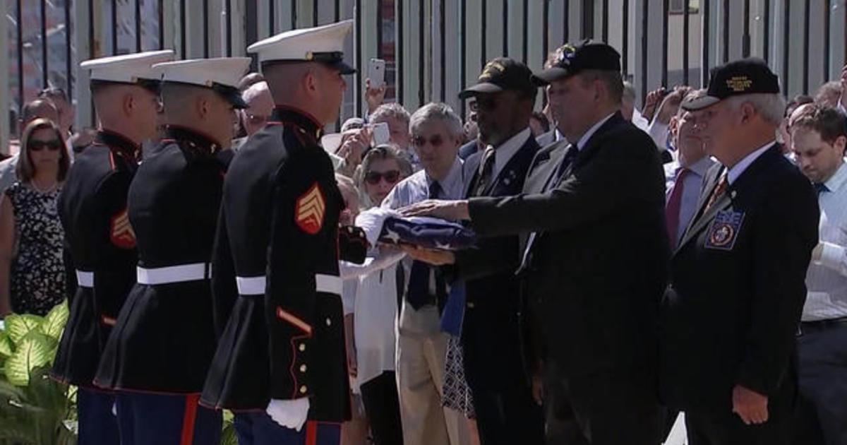Ceremonies held as U.S. embassy re-opens in Cuba 1