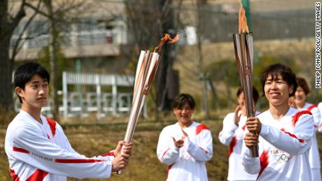 Osaka cancels Olympic torch event as it declares state of emergency amid Covid-19 surge 1
