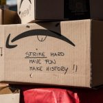 Amazon Driver Leaves Packages Upside Down to Start 'No More Smiles' Protest 3