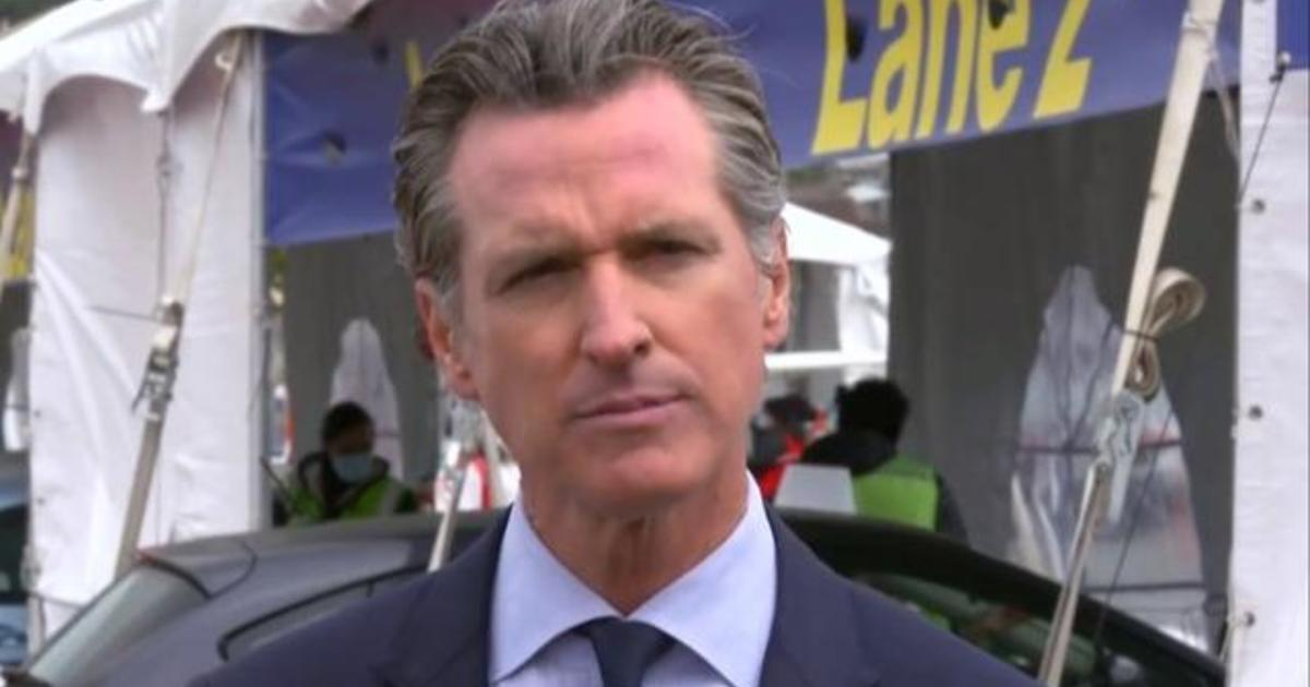 California governor plans to reopen state's economy mid-June 1