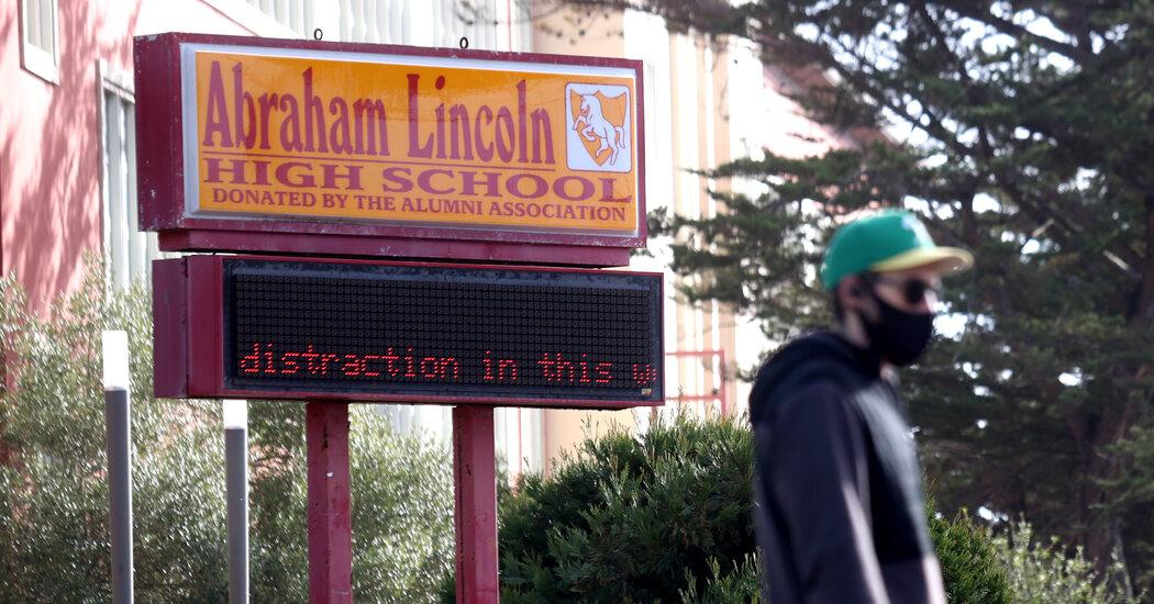 San Francisco Schools Will Keep Jefferson, Lincoln and Washington Names 1