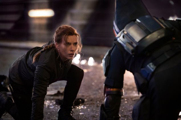 Delaying 'Black Widow' Added an Extra Zero to Its Box Office Forecast 1