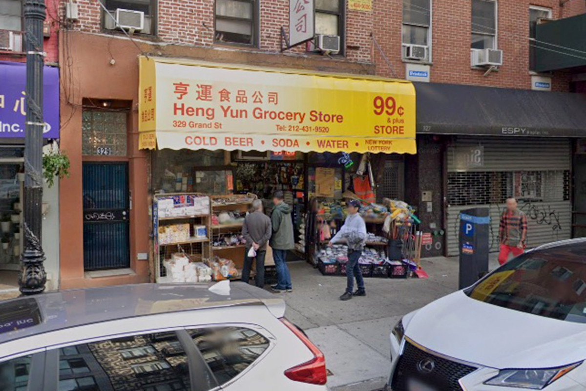 Asian woman attacked after asking man to put on mask in NYC grocery store 1