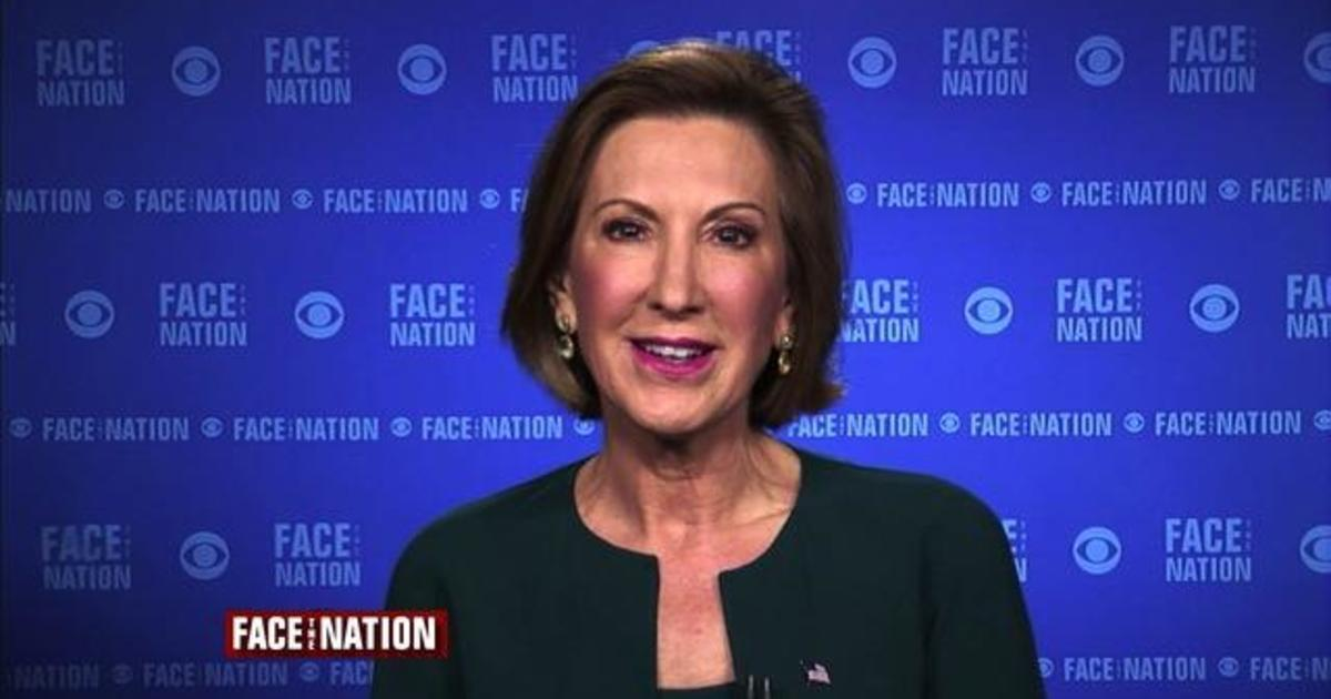 Carly Fiorina: Political office doesn't always qualify you for the presidency 1