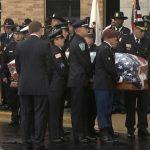 Funeral held for slain Illinois officer 2