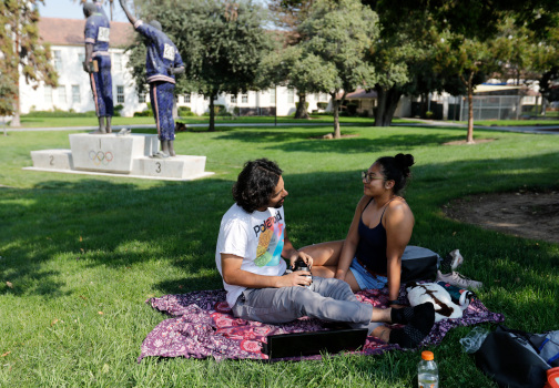 COVID-19 vaccines encouraged but not required at Cal State universities next fall 1