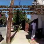LAPD officers accused of racial profiling during arrest of Black man outside his home 5