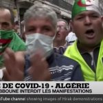 Algerians' Freedom of Speech Strained by Media Laws Passed Under COVID-19 Pretext 14