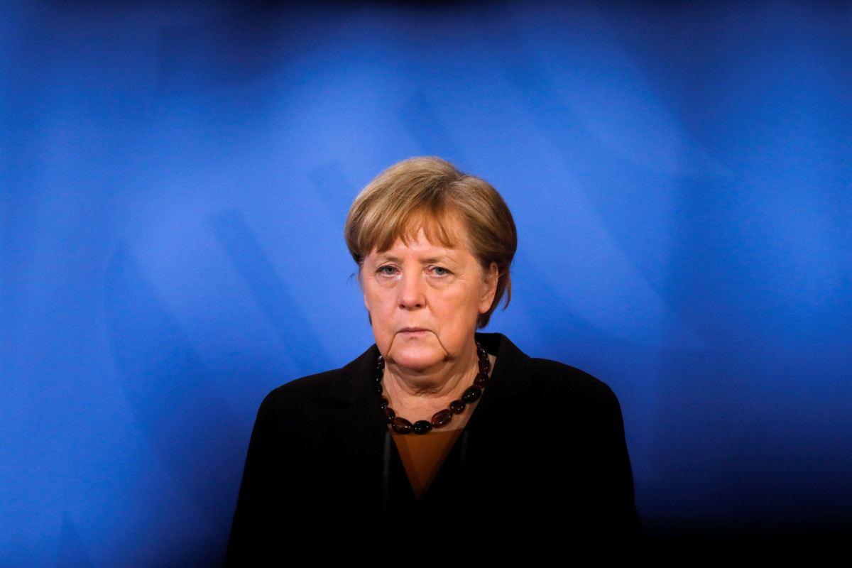 Merkel appeals to Germans to stay home for Easter to stem COVID-19 third wave 1