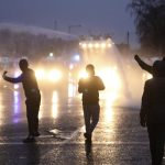 Rioters ignore pleas for calm as violence flares in Belfast 6