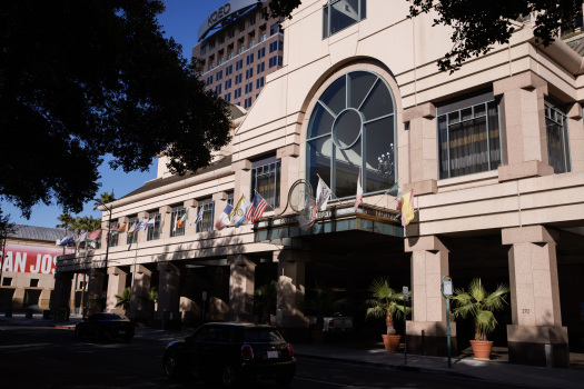Judge OK's bankrupt downtown San Jose hotel's revamp, clears way for reopening 1