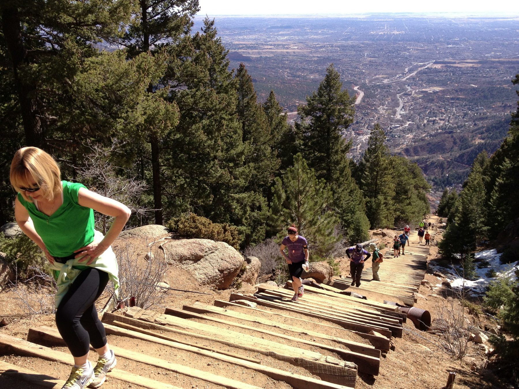 Manitou Incline is open, here's what you need to know 1