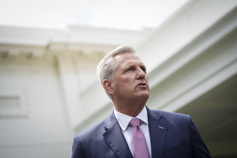 Kevin McCarthy Won't Support Capitol Riot Commission, Says Pelosi Didn't Negotiate 'In Good Faith' 1