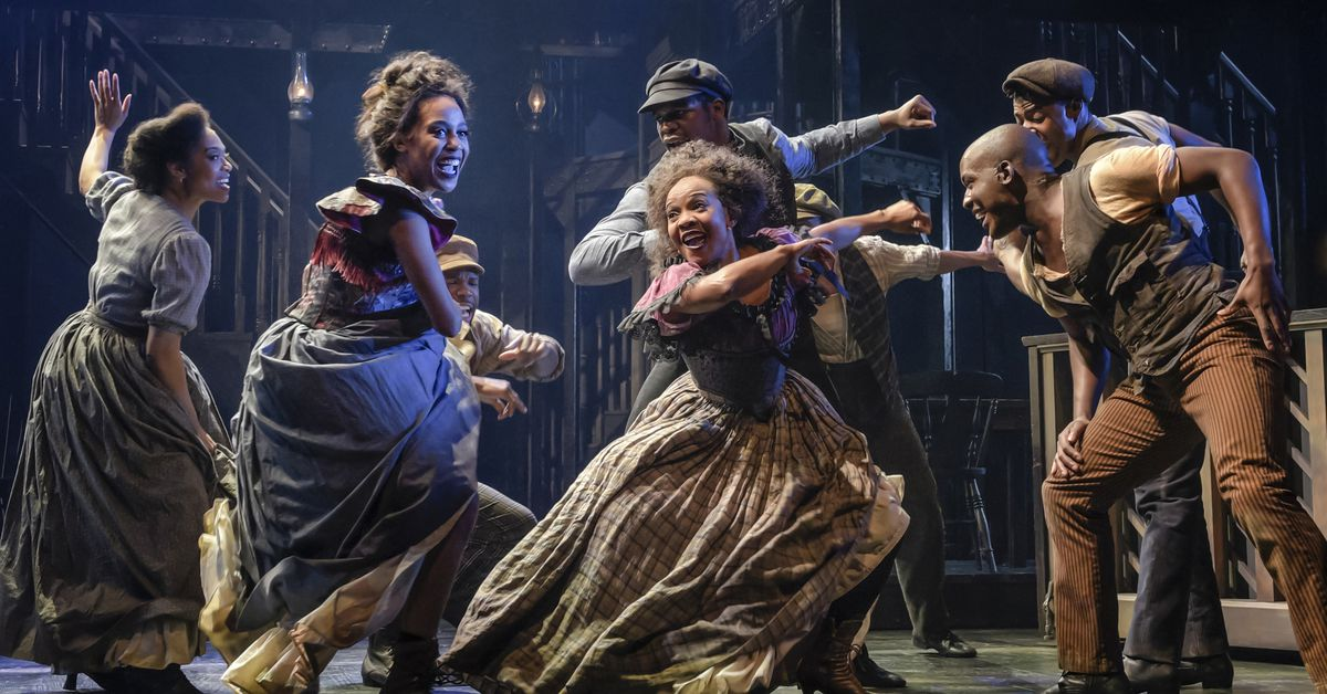 'Paradise Square,' a Broadway-bound musical, to open in Chicago in November 1