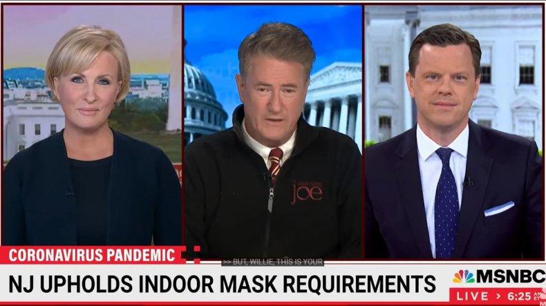 Joe Scarborough Calls Out States for Virtue Signaling, Urges Them to Lift Mask Mandates 1