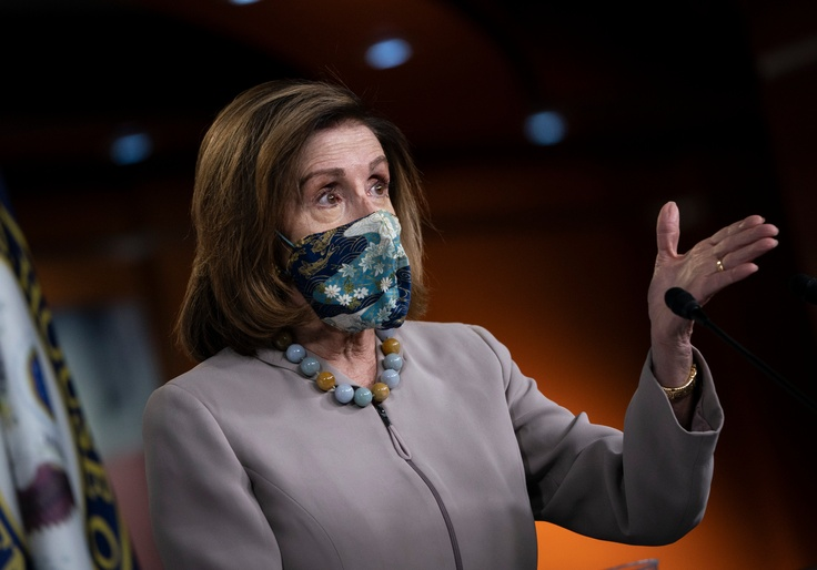 House Dems Contradict CDC Guidance on Mask Wearing 1