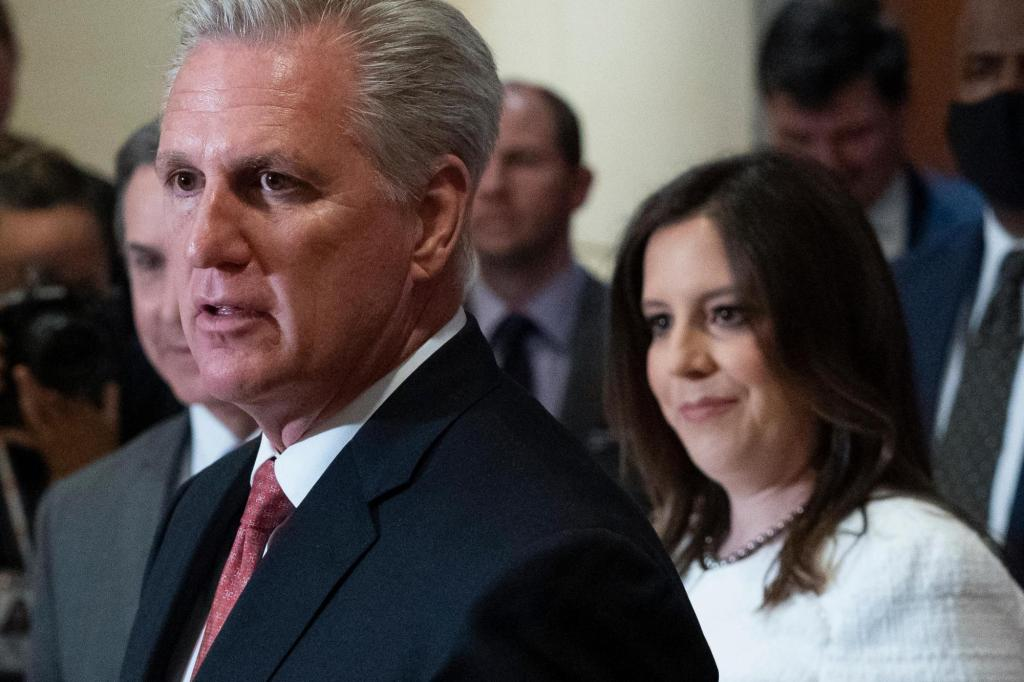 GOP Leader Kevin McCarthy opposes Jan. 6 U.S. Capitol riot commission ahead of vote 1