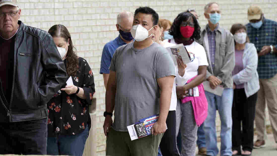 No Masks Are Required At Most Texas State Facilities Anymore 1