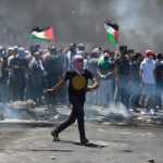 """Palestinians protest in """"day of rage"""" in West Bank and Jerusalem 7"""