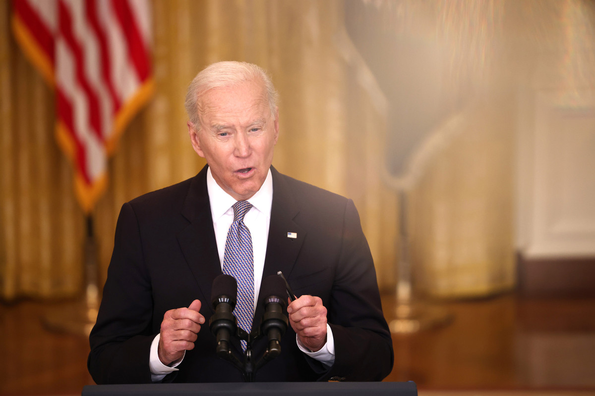 Biden's border mess is so bad he's forced to use funds meant for COVID-19 1
