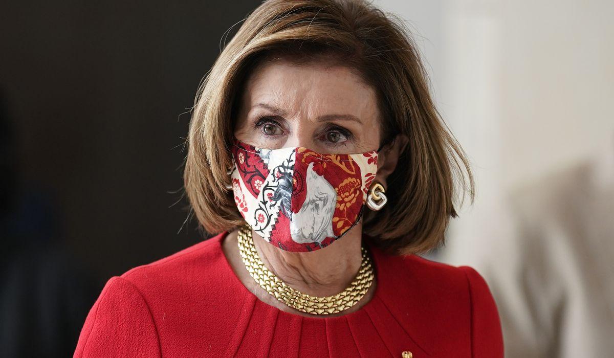 Republicans rebel against Nancy Pelosi, reject House mask mandate 1