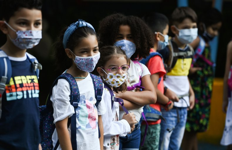 Florida 10-Year-Old Calls Mask Guidelines Hypocritical During School Board Meeting 1