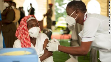 Kenyan health minister says country is now days away from running out of Covid-19 vaccines 1
