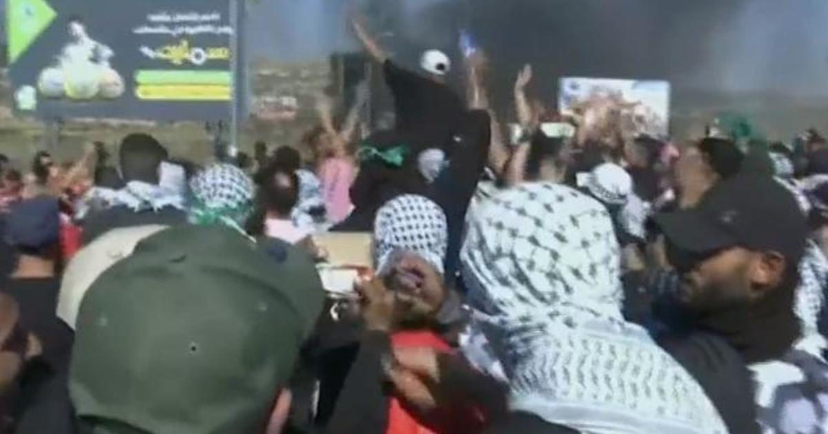 Violence across the West Bank as Palestinian protestors clashed with Israeli forces 1