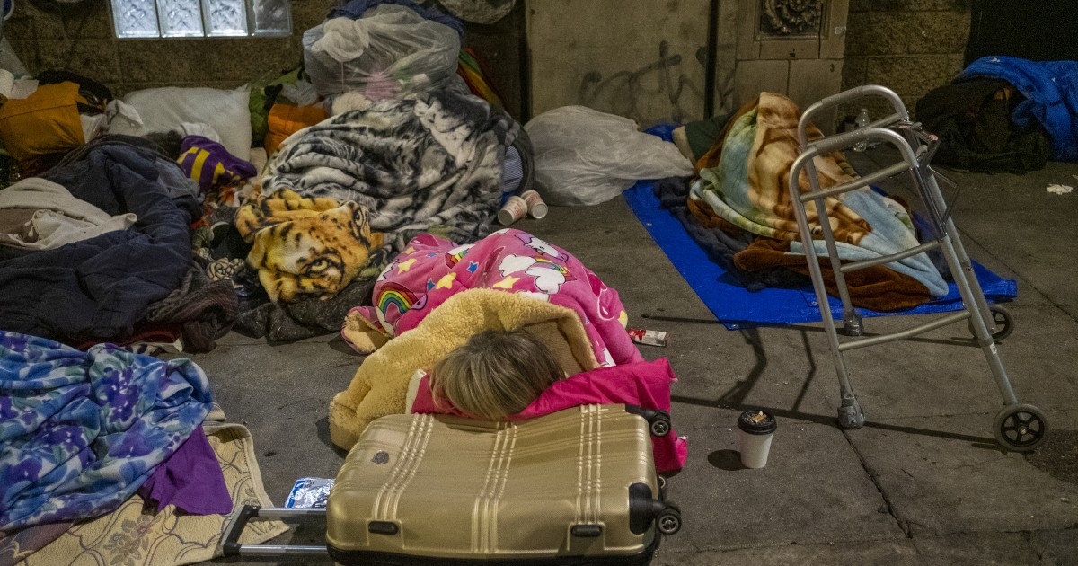 Column: Is a new homeless agency the answer for L.A.? I'm skeptical but keeping an open mind 1