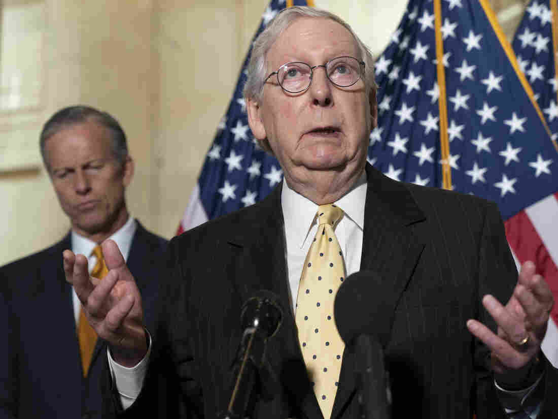 Mitch McConnell Opposes Commission To Investigate Capitol Riot 1