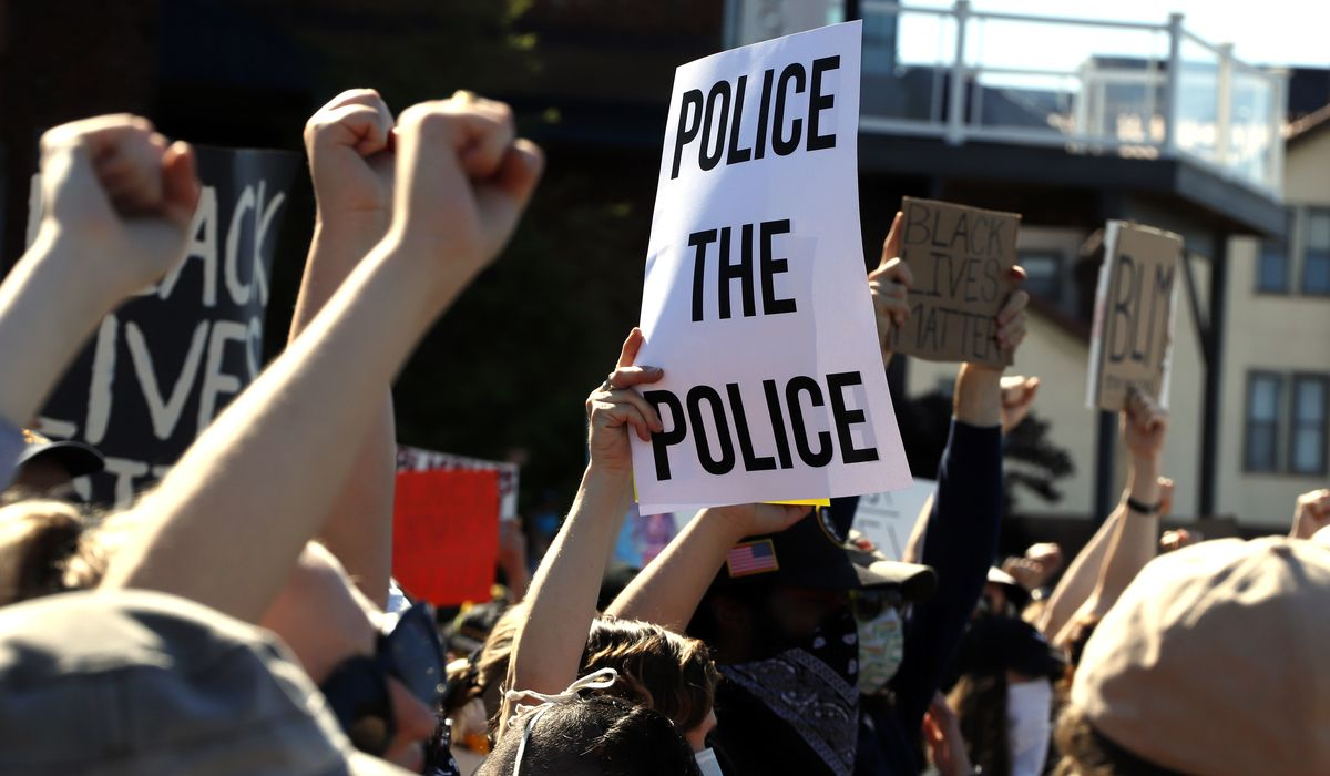Black Lives Matter protests, 'defund the police' politics usher in era of dismal police recruitment 1