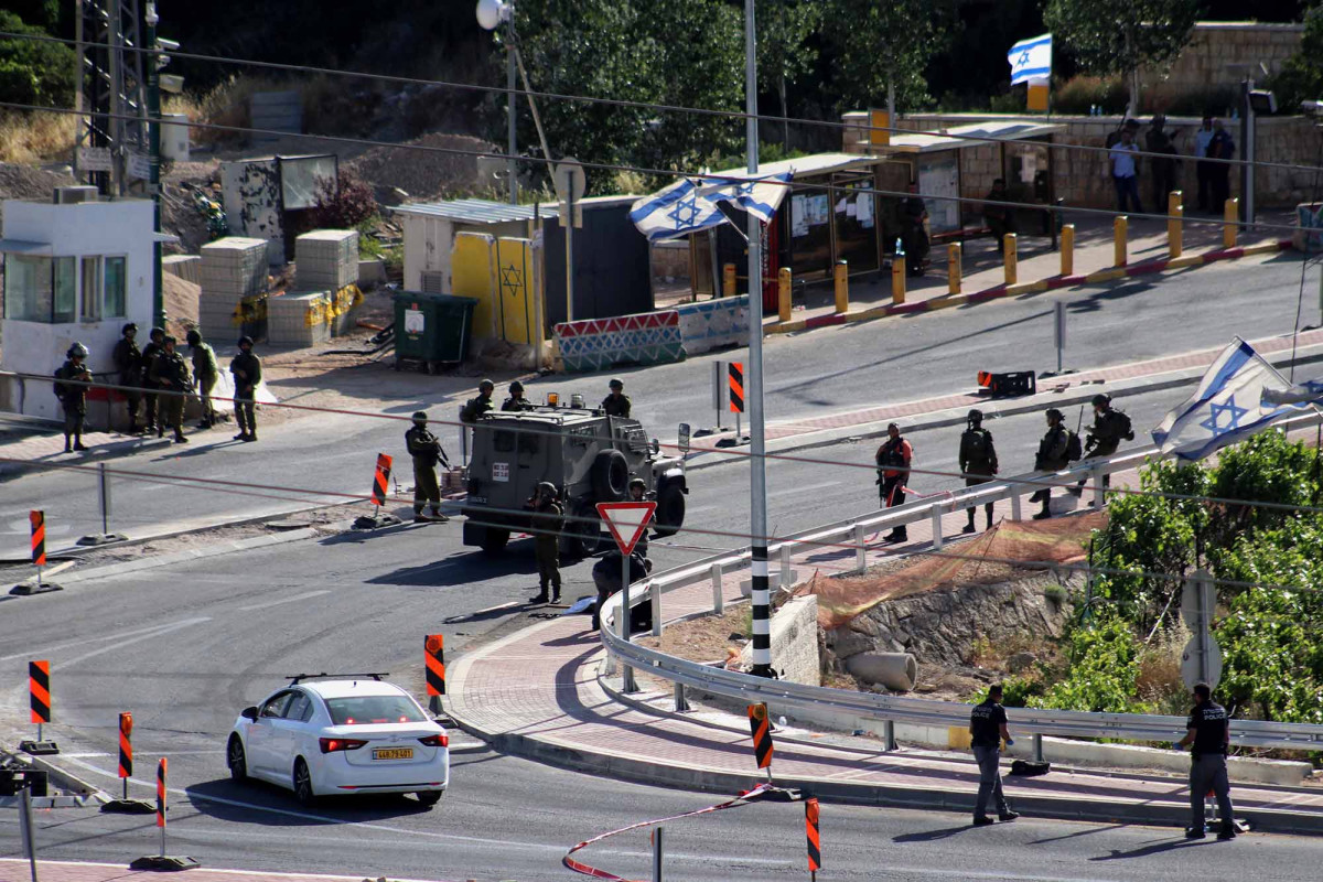 Palestinian woman killed by Israeli soldiers after opening fire in West Bank: report 1