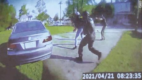 Two of the officers involved in the fatal shooting of Andrew Brown Jr. are back at work and the third intends to resign 1