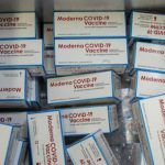 Moderna says its COVID-19 vaccine is effective in kids ages 12 to 17 4