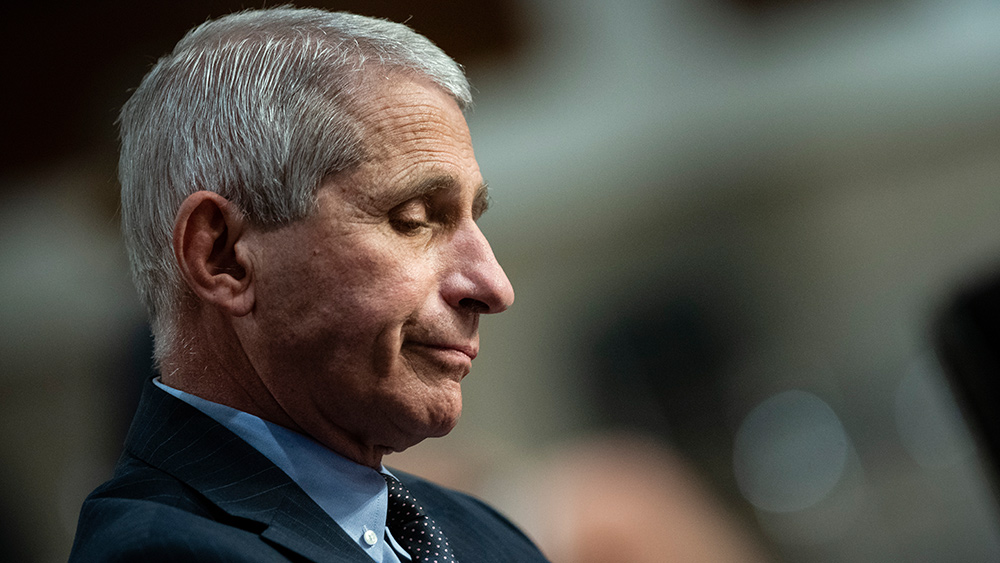 If fraudulent Fauci is found GUILTY of lying about financing, creating and purposely releasing Covid-19, he could face the death penalty for treason 1