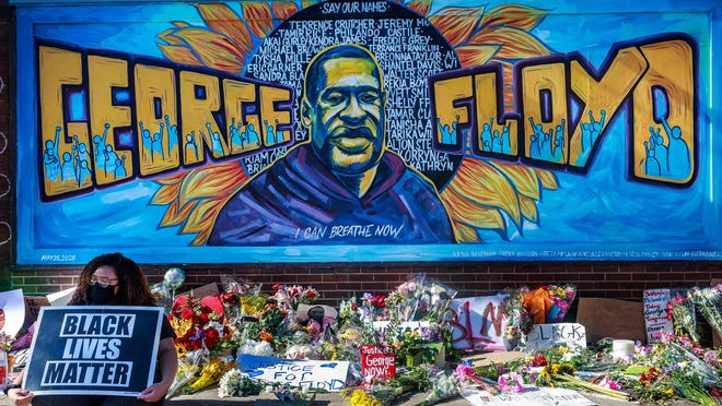 Shots fired near George Floyd Square in Minneapolis as community marks anniversary of his death 1