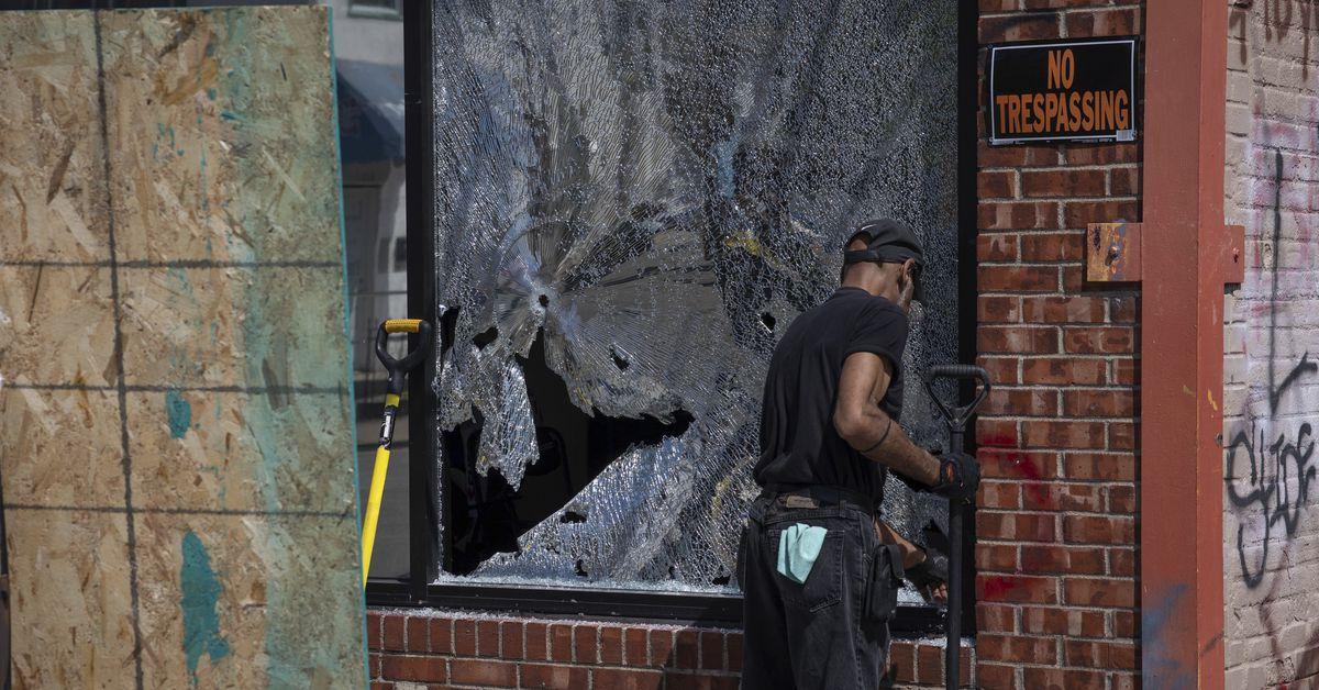 Gunshots heard near George Floyd square on anniversary of death 1