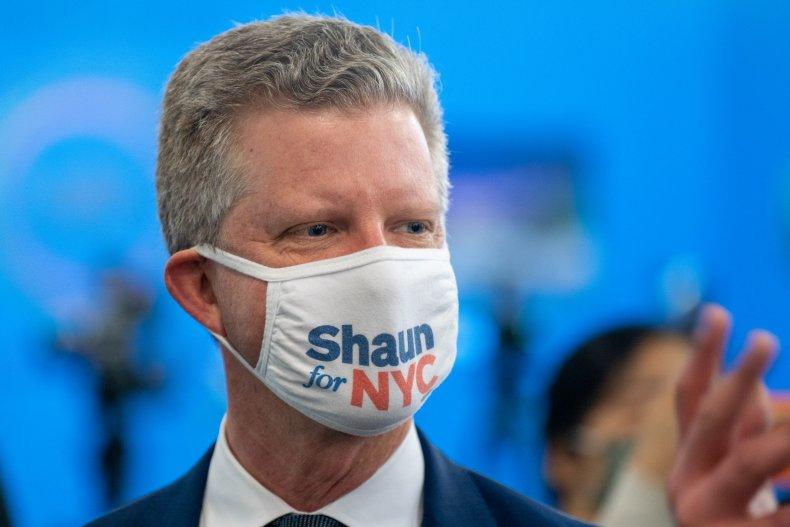 NYC Mayoral Candidate Shaun Donovan Arrested at Black Lives Matter Protest 1