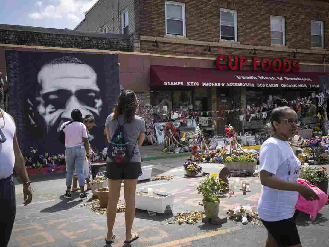 Events Planned Across Minneapolis To Mark The Anniversary Of George Floyd's Murder 1
