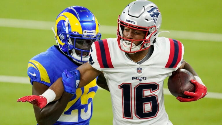 Jakobi Meyers comes off career year with bigger goals ahead for Patriots in 2021 1