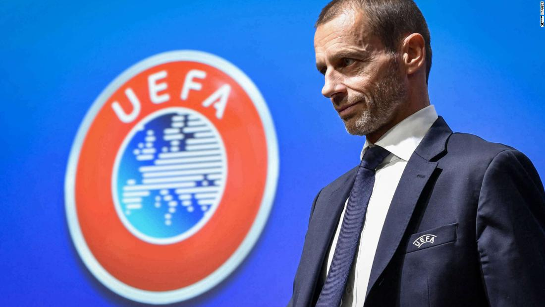 UEFA opens disciplinary proceedings against three European giants after Super League venture 1