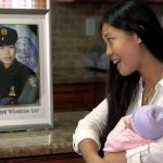 "Slain NYPD officer's widow shares story of ""miracle"" baby 8"