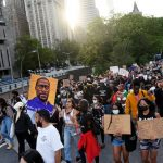 How New Yorkers Marked the Anniversary of George Floyd's Killing 2