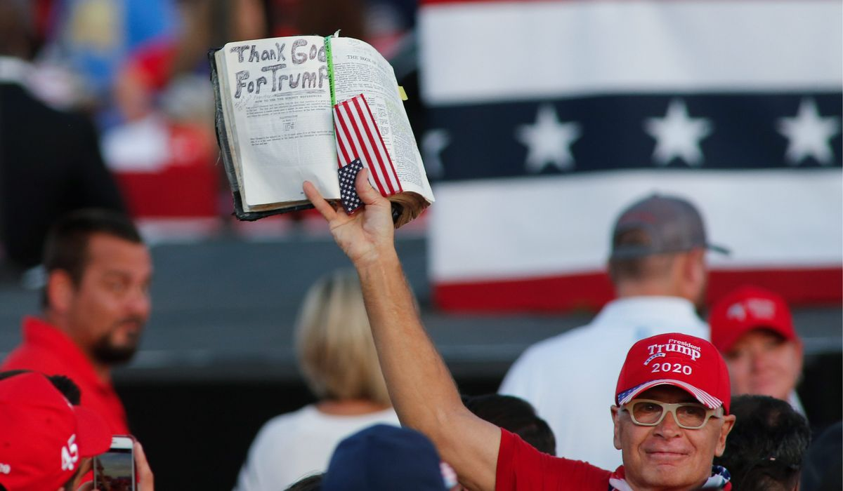 Evangelical protests force publisher out of 'God Bless The USA' Bible project 1