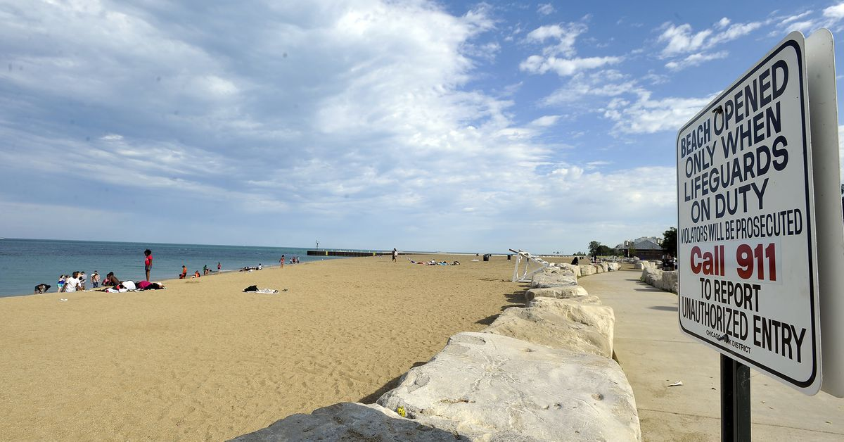 City beaches reopening Friday 1