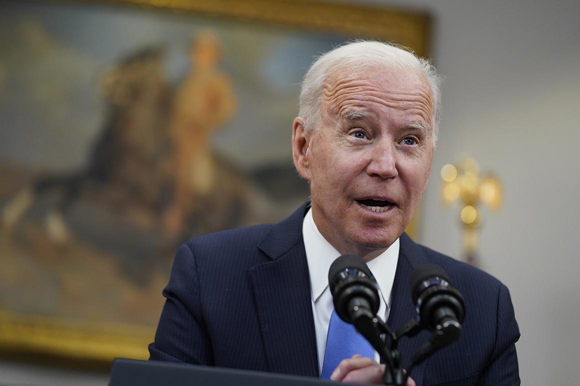 Biden: Intelligence community split on Covid-19 origin 1